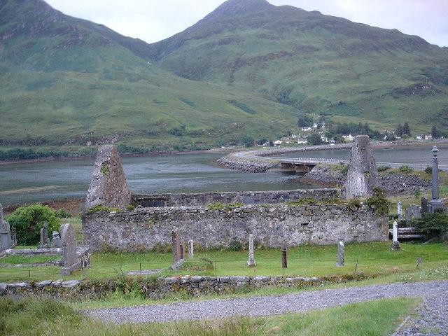 Clachan Duich Ruined Church