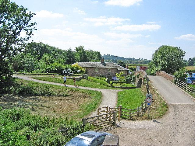 Lock Keeper's cottage, Woolsthorpe