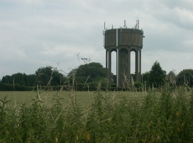 Water Tower, Hethersett