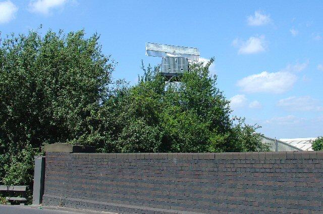 Radar (2) Tinsley Green, Crawley, West Sussex