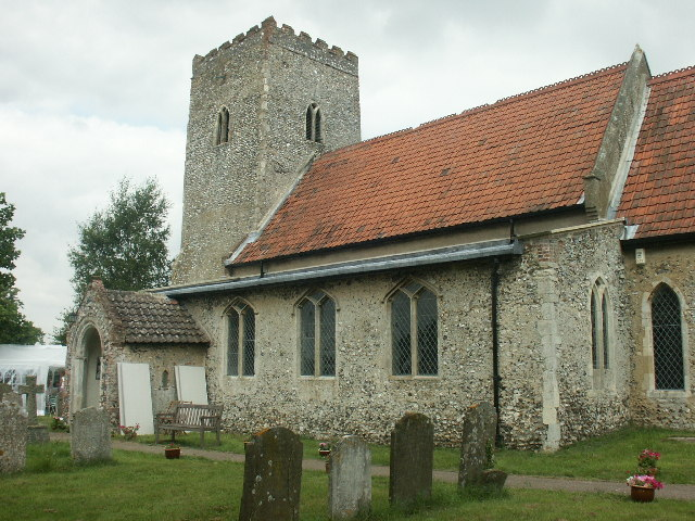 Little Melton Church