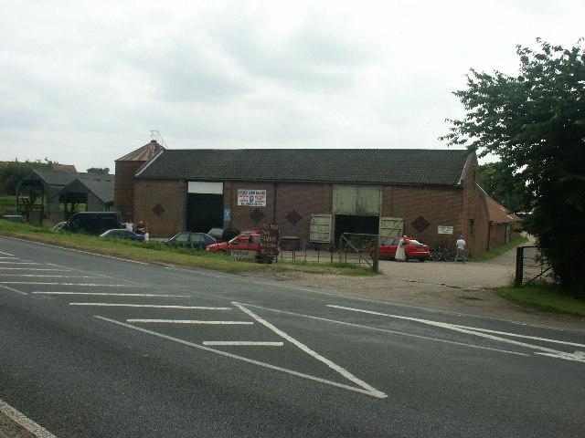 Church Farm, Hethersett