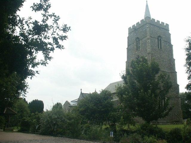 Hethersett Church