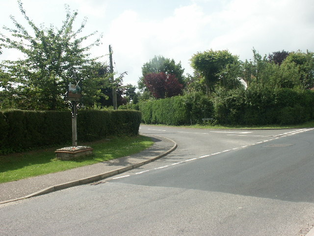 Little Melton village sign