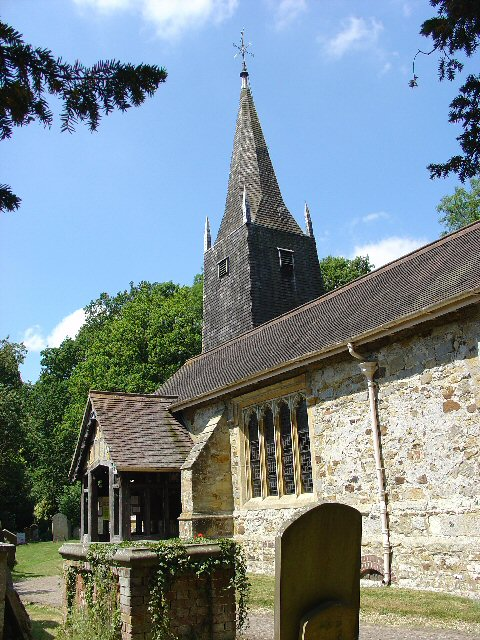 St Bartholomew Church, Burstow, Surrey