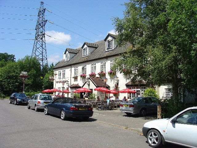 The Shipley Bridge Pub, Shipley Bridge, Surrey