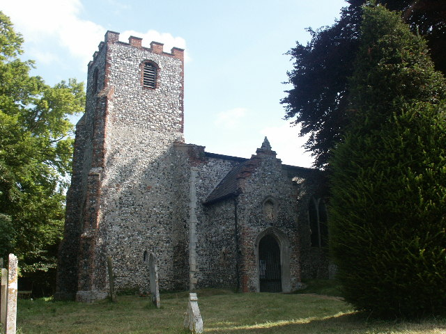 Earlham Church