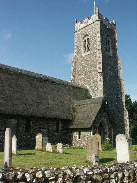 Eaton Church