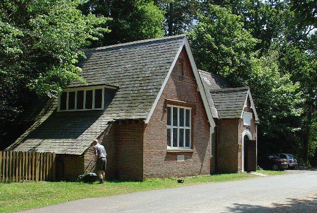 The John Flamsteed Hall, Burstow Church, Burstow, Surrey