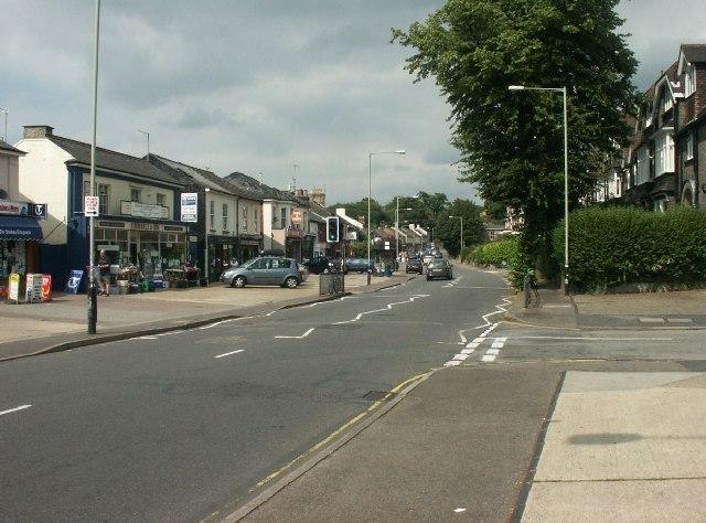 Unthank Road