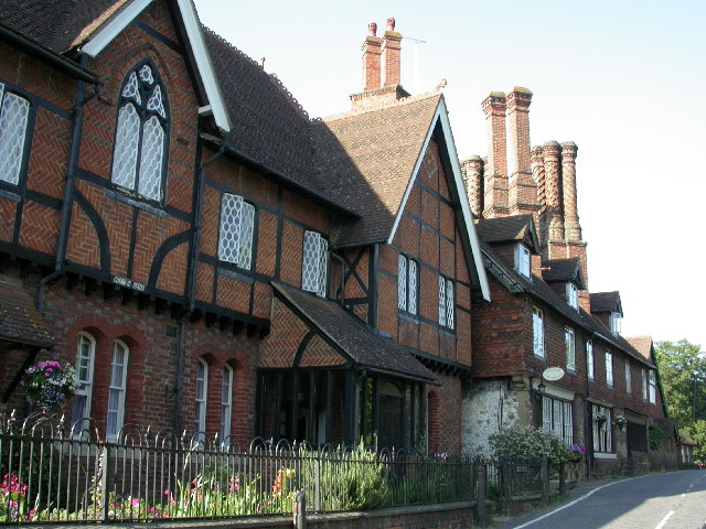 Old Cottages, Albury