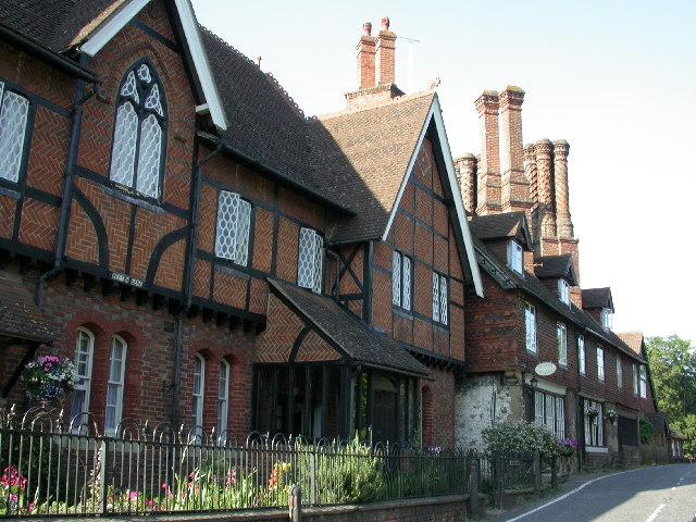 Old Cottages, Albury