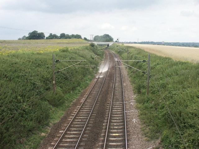 Railway, Markshall