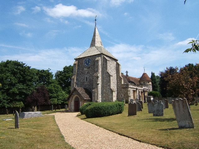 St Michael's Church, Mickleham