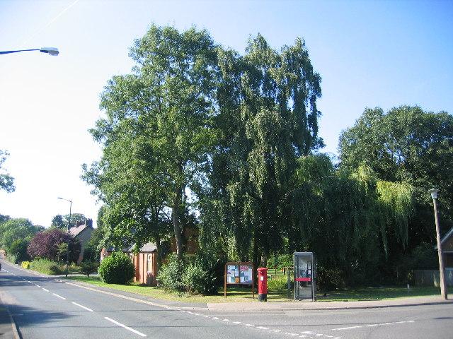 Chadwick End