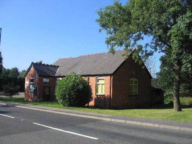 Chadwick End village hall