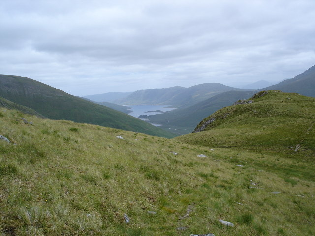 View from Meall Charra