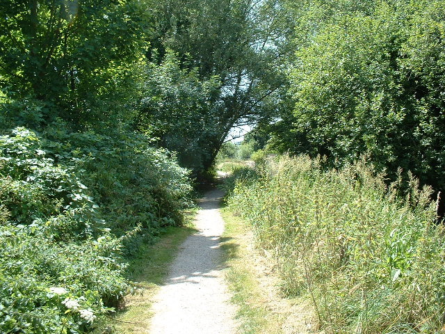 King's Way Path, Winchester