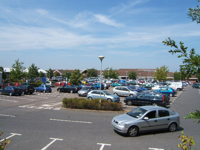 Sainsburys, Kiln Lane, Epsom