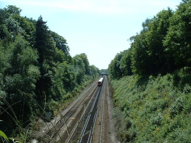 Railway Line, Winchester