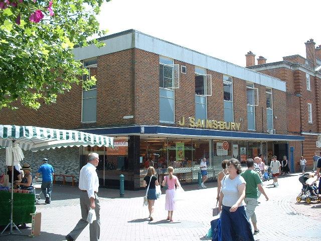 Sainsbury's, Winchester