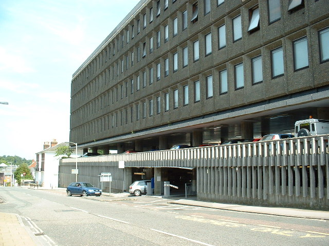 Hampshire County Council offices