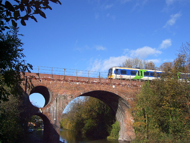 Westbury Street Bridge, Worcester
