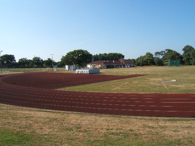 Running Track at Poole Road Recreation Ground