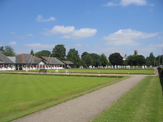 Bowling Greens, Victoria Park