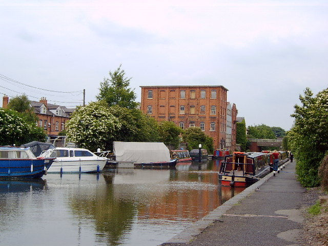 Diglis, Worcester and Birmingham Canal