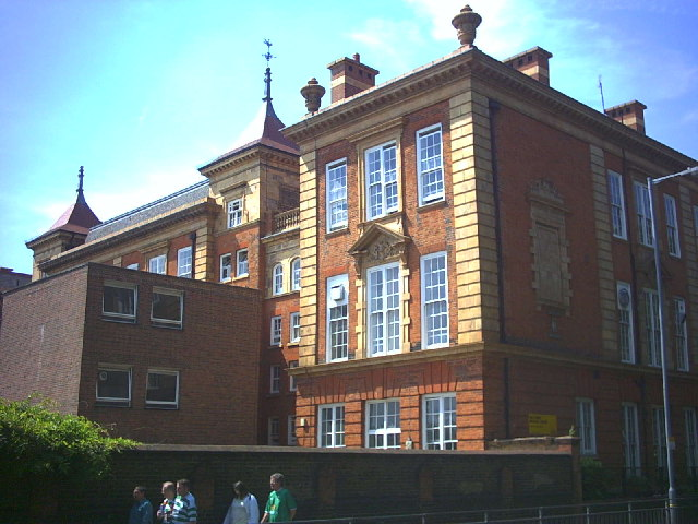 Melcombe School, Fulham Palace Road, Hammersmith.