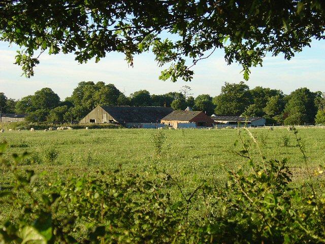 Oaklands Park Farm, Between Rusper (W Sussex) and Charlwood (Surrey)