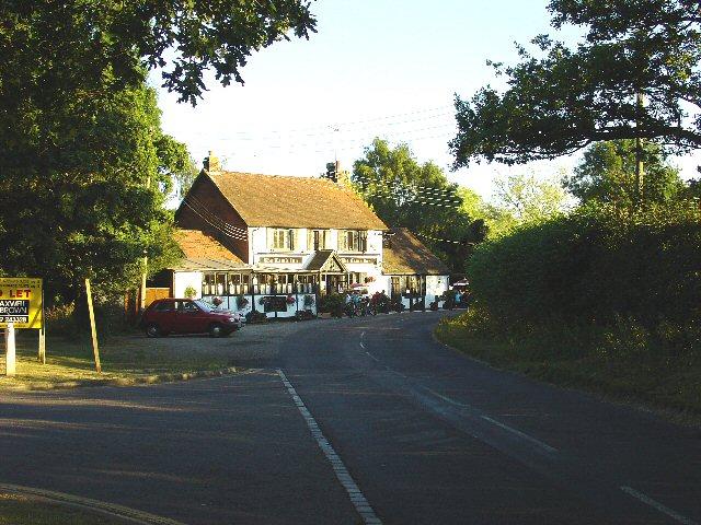 The Lamb Inn, Lambs Green, Near Rusper, West Sussex.
