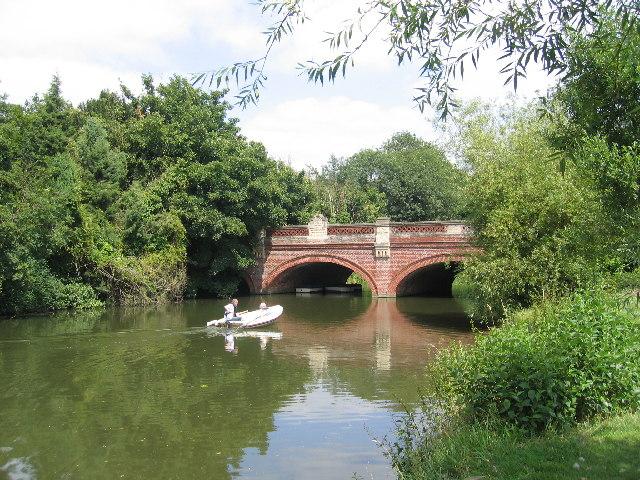 Willes Bridge, Royal Leamington Spa