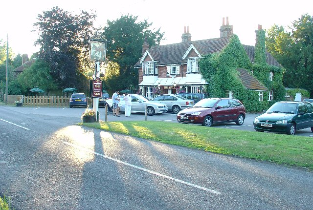 The Gate Public House, between Rusper and Ifield, West Sussex