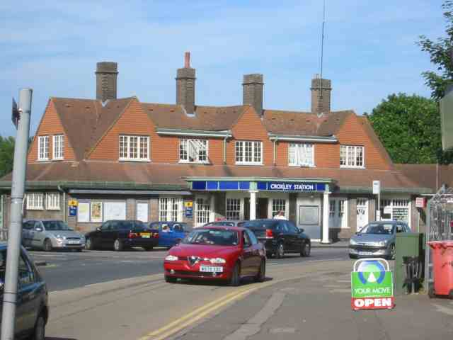 The Station at Croxley  Green