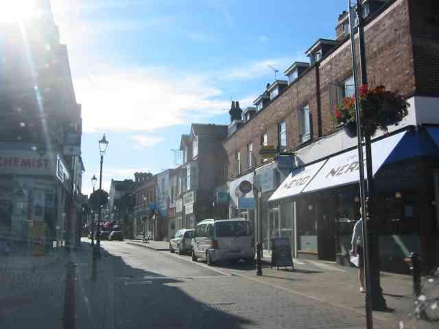 Street Scene in Rickmansworth