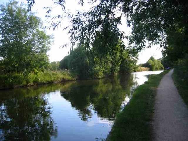 Grand Union Canal  Rickmansworth