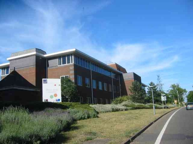 Office Buildings at Business Park Tolpits Lane  Rickmansworth