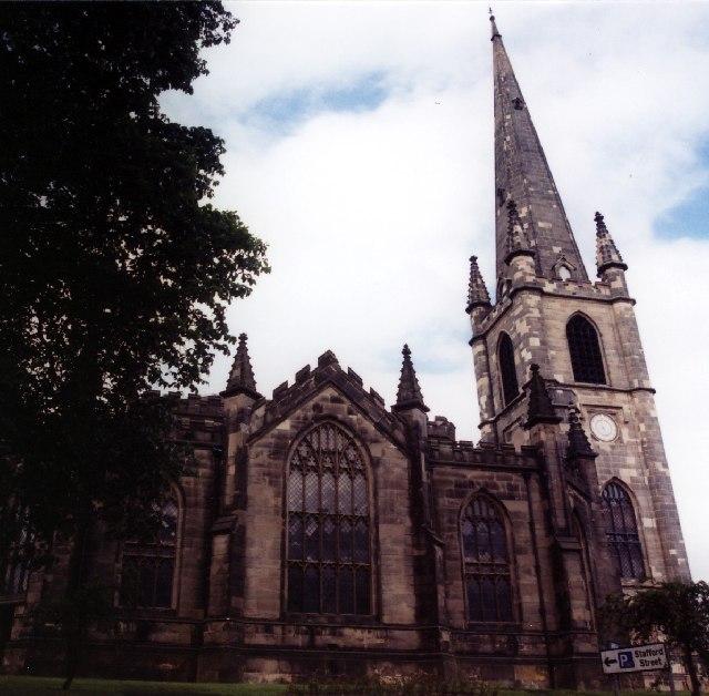 Top Church.