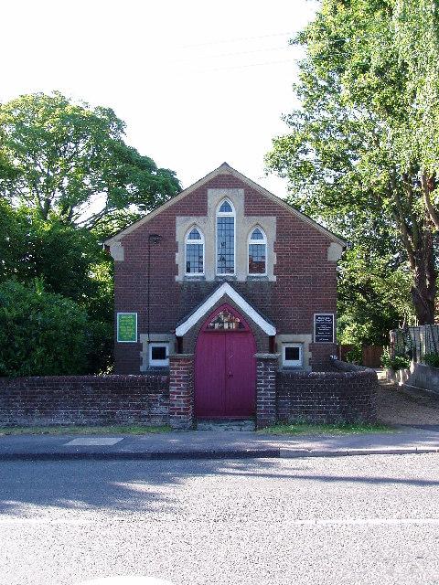 Hedge End Baptist Chapel