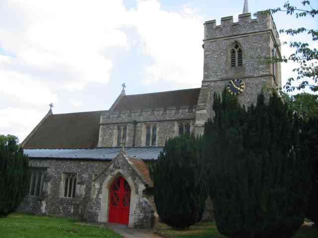 C of E Church Kings Langley