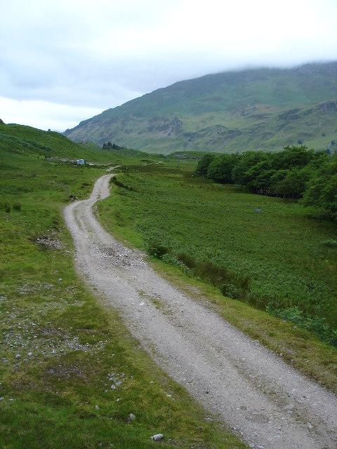 Gleann Lichd track
