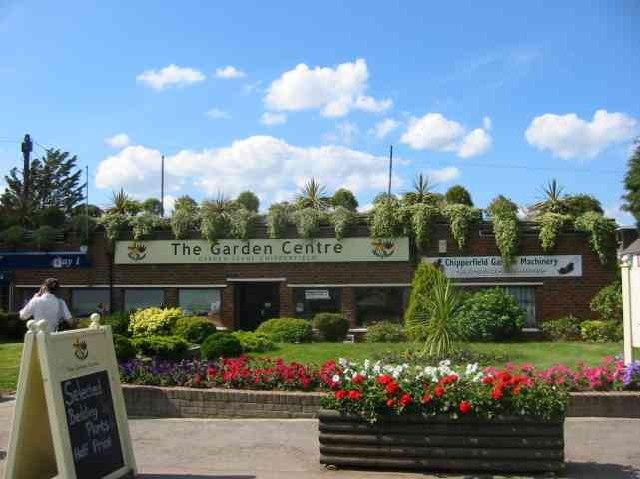 Garden Centre in Chipperfield