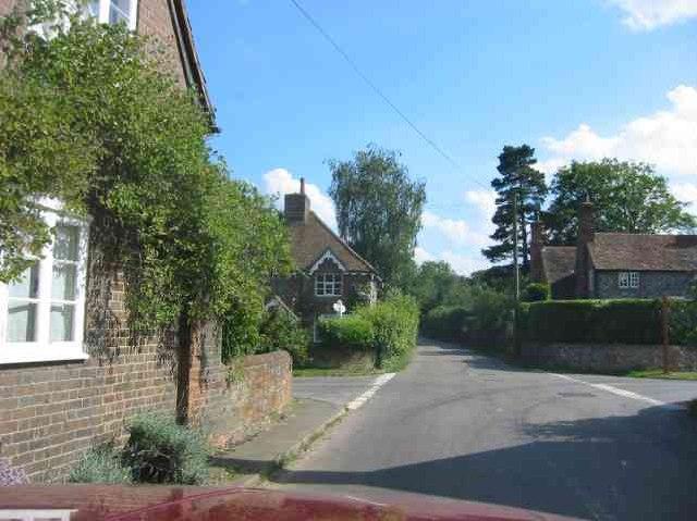 Cross Roads in Flaunden
