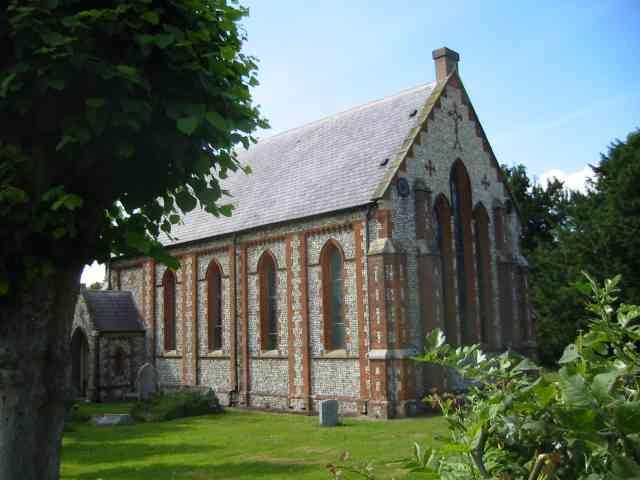 St Mary Magdalene  at Flaunden