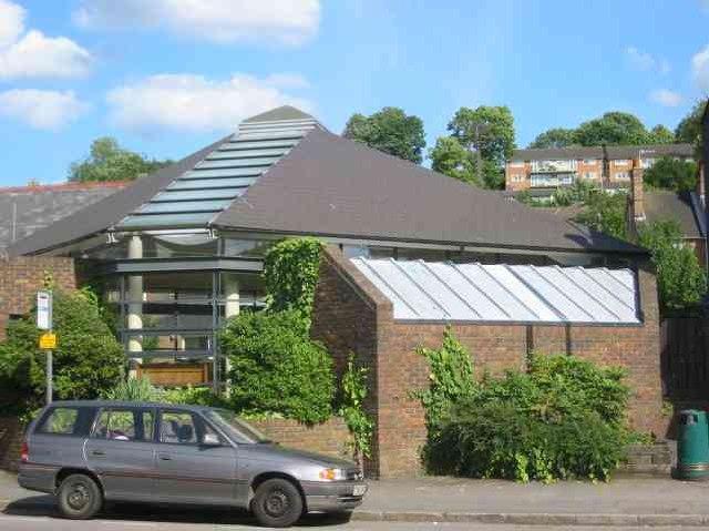 Emmanuel Church hall , Chesham