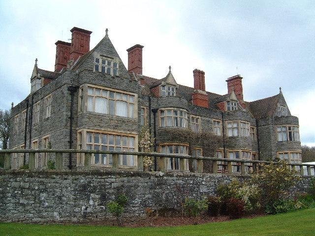Whitney Court near Hay-on-Wye