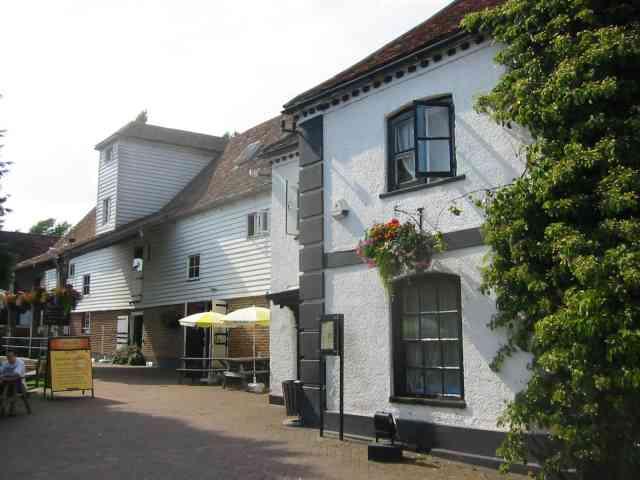 Moor Mill Inn  Frogmore