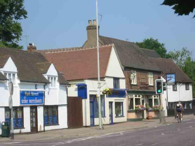 Pub in Park Street  Herts.